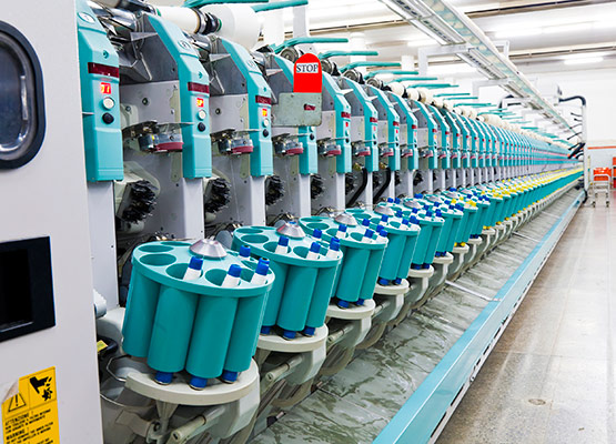 Textile Company in China